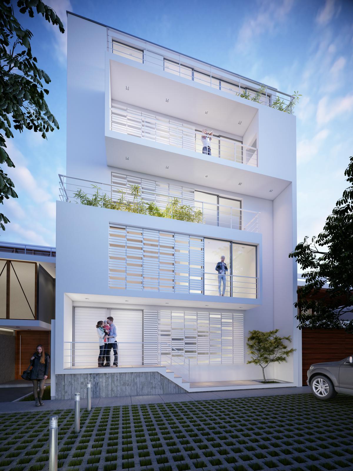 proyecto Edificio AC