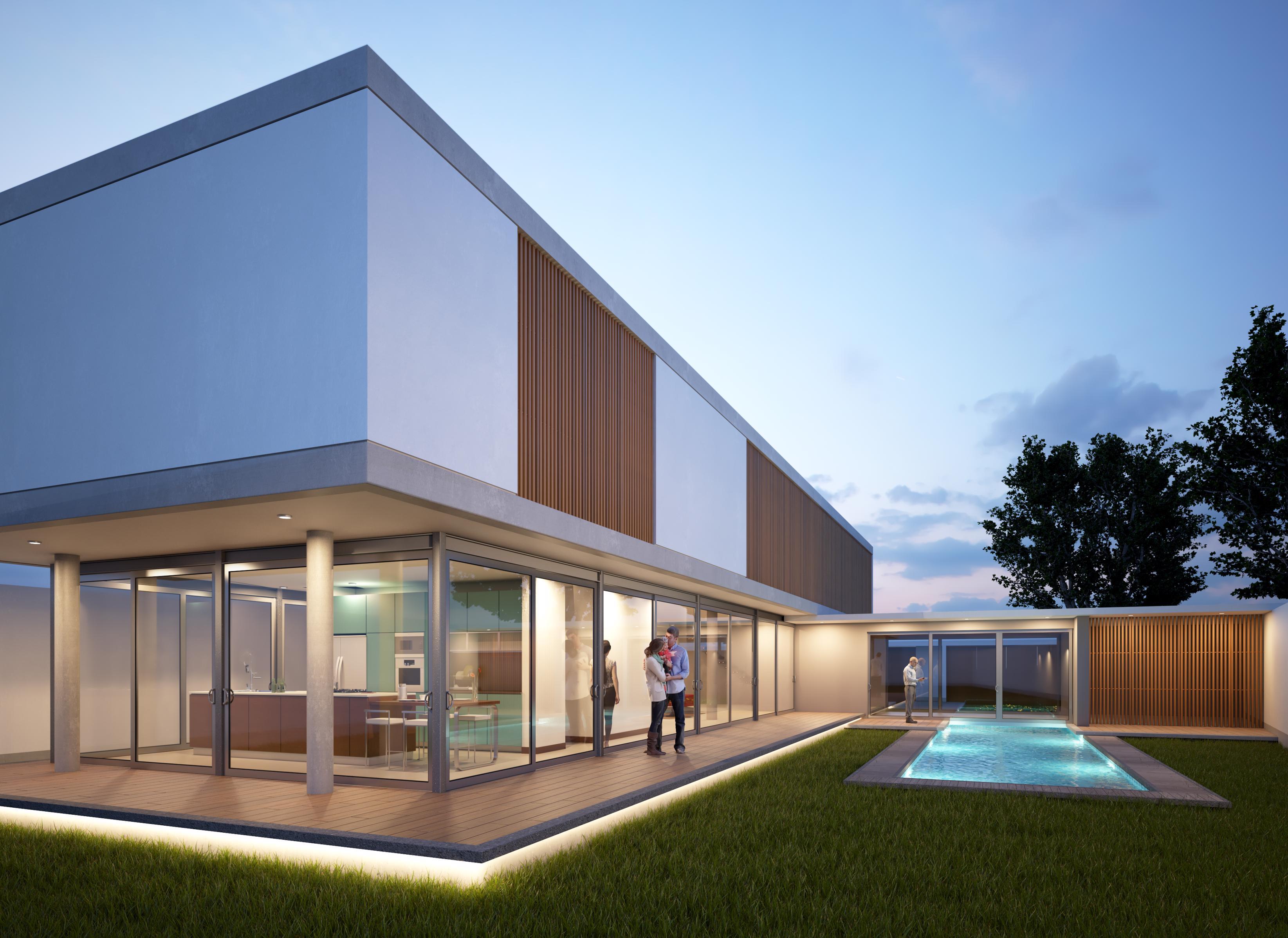 a18a98c178 Casa familiar con piscina en el Sector los Ejidos en Piura