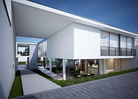 proyecto Casa LB - Pachacamac